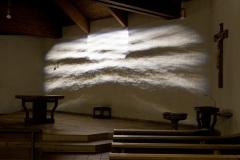 Lichtbildinstallation Pfarre Hagenberg 5